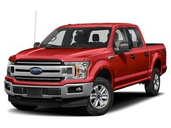 Retired service loaner 2019 Ford F-150 XLT Truck SuperCrew Cab for sale in Baytown