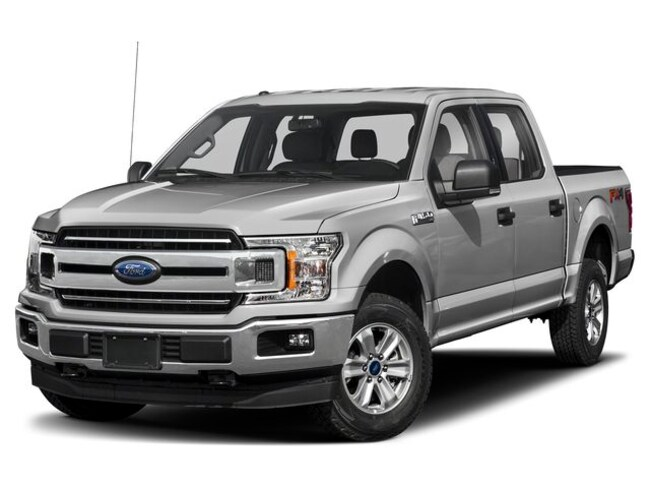Used 2019 Ford F-150 XLT Truck SuperCrew Cab for sale in Charlotte, NC