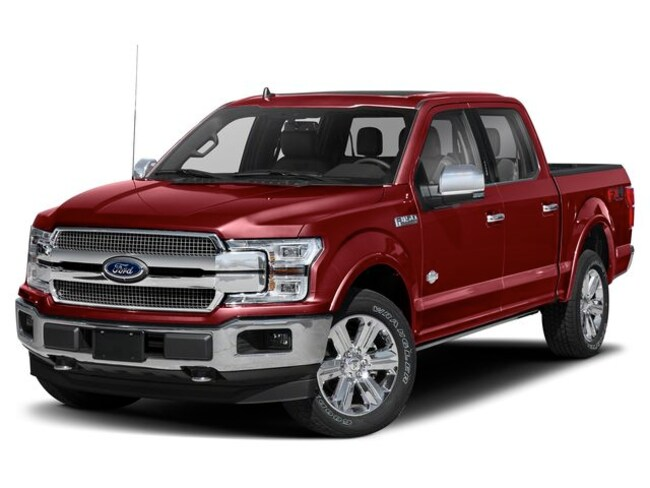 New 2019 Ford F-150 King Ranch in Las Vegas, NV