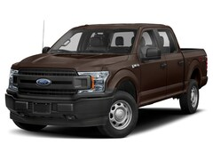 2019 Ford F-150 LARIAT LARIAT 4WD SuperCrew 5.5 Box