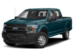 2019 Ford F-150 Crew Cab Short Bed Truck