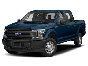 2019 Ford F-150 Truck SuperCrew Cab 1FTEW1EP2KFD53890