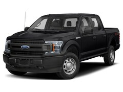 2019 Ford F-150 4WD Supercrew 5.5 BOX