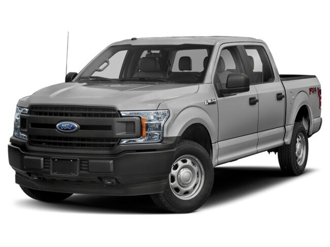 New 2019 Ford F-150 Lariat Truck SuperCrew Cab Braintree