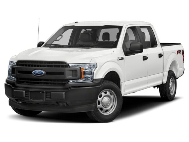 2019 Ford F-150 XLT 4WD Supercrew Truck SuperCrew Cab