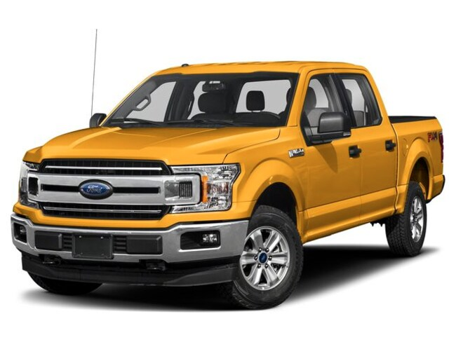 New 2019 Ford F-150 Crew Cab Pickup for sale or lease in Kittanning, PA