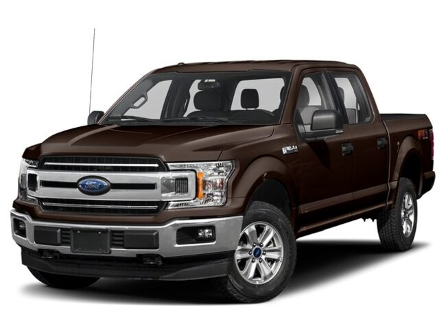 2019 Ford F-150 XLT - ACTIVE DEMO Truck SuperCrew Cab