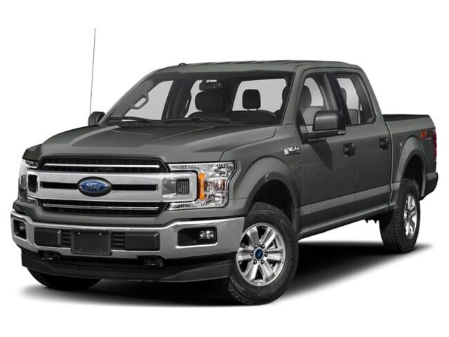 2019 Ford F-150 XLT Truck SuperCrew Cab in Manteca