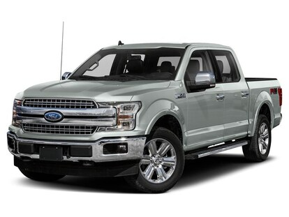 New 2019 Ford F-150 Truck Silver Spruce For Sale in