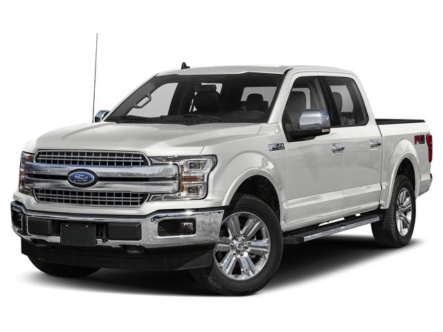 New 2019 Ford F-150 Lariat Crew Cab Pickup for sale in Westborough MA