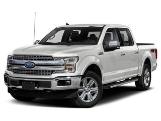 New 2019 Ford F-150 Lariat Truck SuperCrew Cab for sale near you in Logan, UT