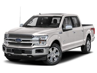 New 2019 Ford F-150 King Ranch Crew Cab Pickup Medford, OR