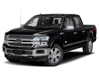 New cars, trucks, and SUVs 2019 Ford F-150 King Ranch Truck SuperCrew Cab for sale near you in Logan, UT