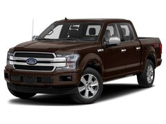 New 2019 Ford F-150 Platinum Truck for sale near Pine Bluff