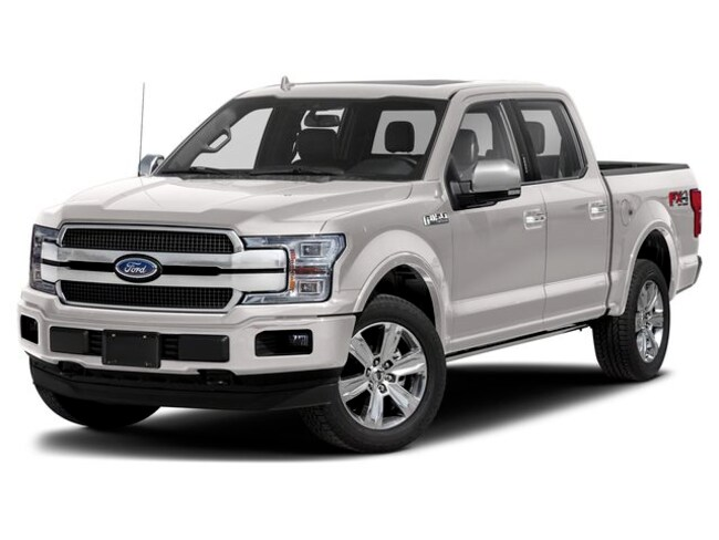 2019 Ford F150 Supercrew PICKUP