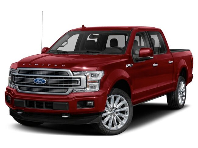 New 2019 Ford F-150 Limited Truck for Sale in Wheatland, WY