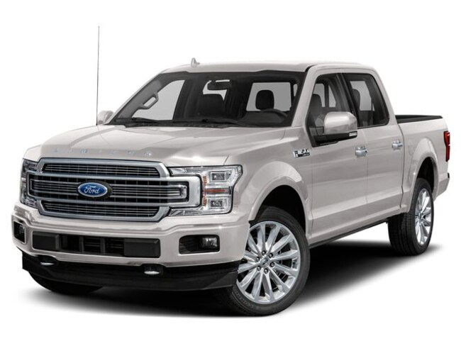 New 2019 Ford F-150 Limited Truck For Sale Steamboat Springs, CO