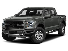 2019 Ford F-150 Raptor 4WD Supercrew 5.5 Truck