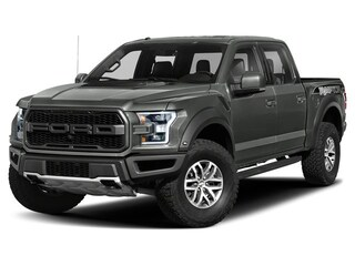 New cars, trucks, and SUVs 2019 Ford F-150 Raptor Truck SuperCrew Cab for sale near you in Logan, UT