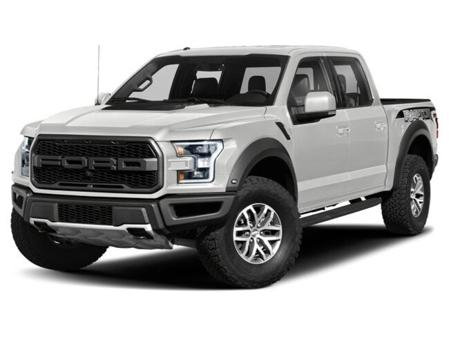 New 2019 Ford F-150 Raptor 4WD Supercrew 5.5 Box Crew Cab Pickup in Jackson, OH