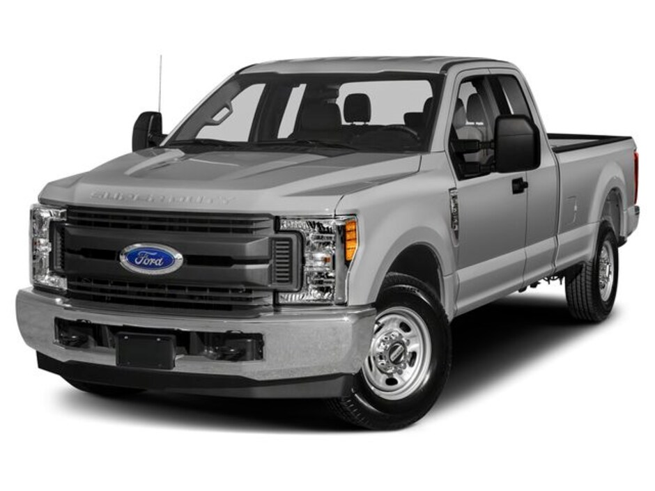 New 2019 Ford F-250 Super Cab Lamesa