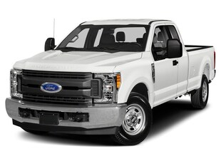 2019 Ford F-250 STX 4WD SuperCab 6.75 Box