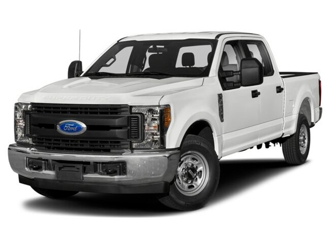2019 Ford Super Duty F-250 SRW F250 4X2 CREW/C