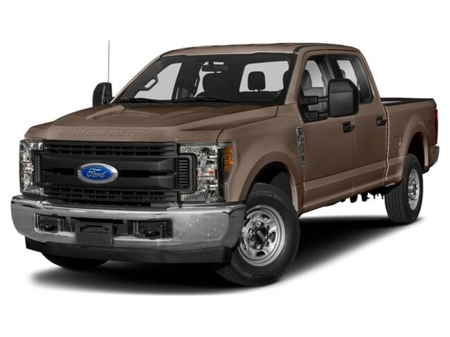 2019 Ford Super Duty F-250 SRW Limited Limited 4WD Crew Cab 6.75 Box