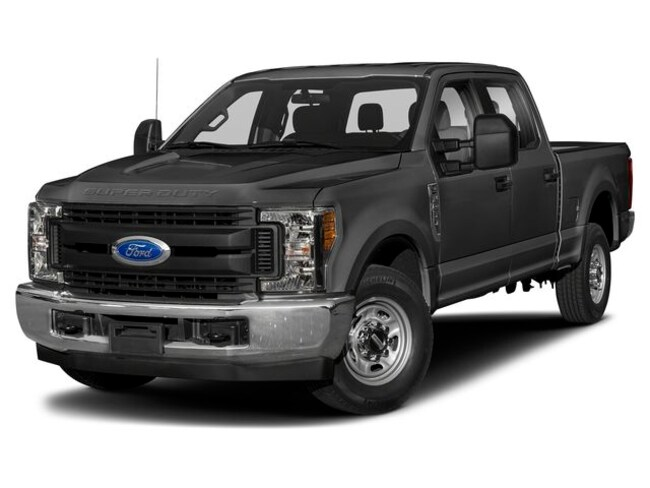 2019 Ford F-250SD Truck