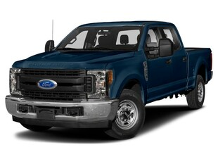 2019 Ford F-250 Super Duty XL 4x4 4dr Crew Cab 6.8 ft. SB Pickup Pickup Truck