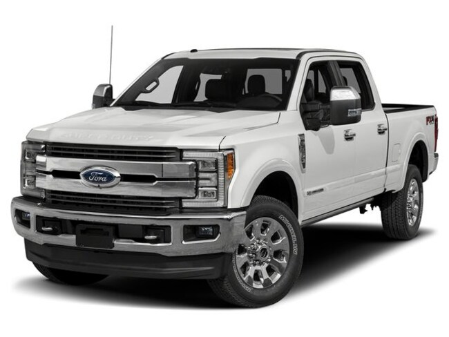 2019 Ford F-250 King Ranch Crew Cab