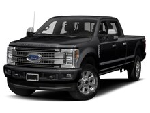 2019 Ford F-250 Limited Truck Crew Cab