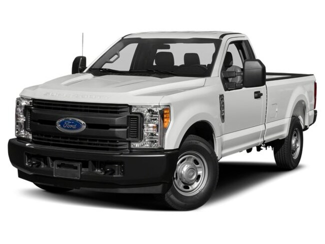 2019 Ford F-350 4WD REG CAB 8 BOX Truck Regular Cab