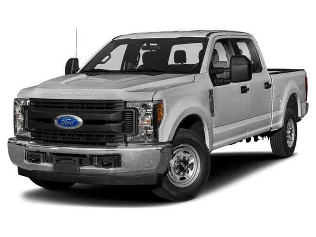 2019 Ford Super Duty F-350 SRW XLT Truck