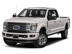 New 2019 Ford F-350 Limited Crew Cab Lubbock