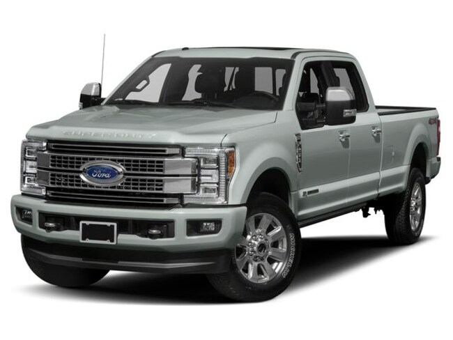 New 2019 Ford Superduty F-350 Platinum Truck Crew Cab For Sale/Lease Northglenn, CO