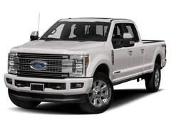 2019 Ford F-350 Platinum Truck Crew Cab