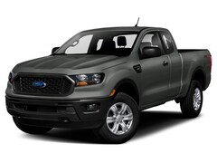 2019 Ford Ranger 4WD Supercab 6 Box Truck