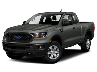 2019 Ford Ranger XL XL 4WD SuperCab 6 Box