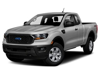 2019 Ford Ranger XL 4x4 XL  SuperCab 6.1 ft. SB Pickup