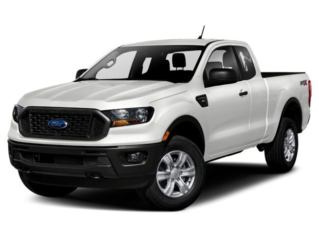 New 2019 Ford Ranger XL 4WD Supercab 6 Box Extended Cab Pickup Casper, WY