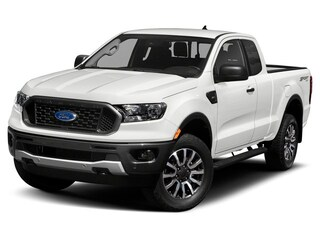 2019 Ford Ranger XLT XLT 4WD SuperCab 6 Box