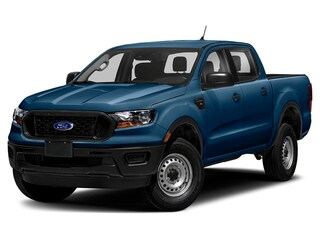2019 Ford Ranger XL 4x2 XL  SuperCrew 5.1 ft. SB Pickup