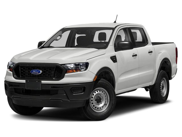 2019 Ford Ranger Crew Cab Pickup