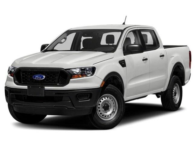 2019 Ford Ranger XLT Crew Cab Truck