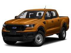 New 2019 Ford Ranger Truck SuperCrew 4124 near Escanaba, MI