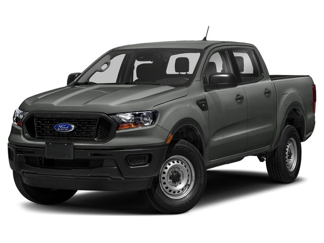 2019 Ford Ranger COURTESY LOANER SAVE BIG Truck SuperCrew 1FTER4FH1KLA03720
