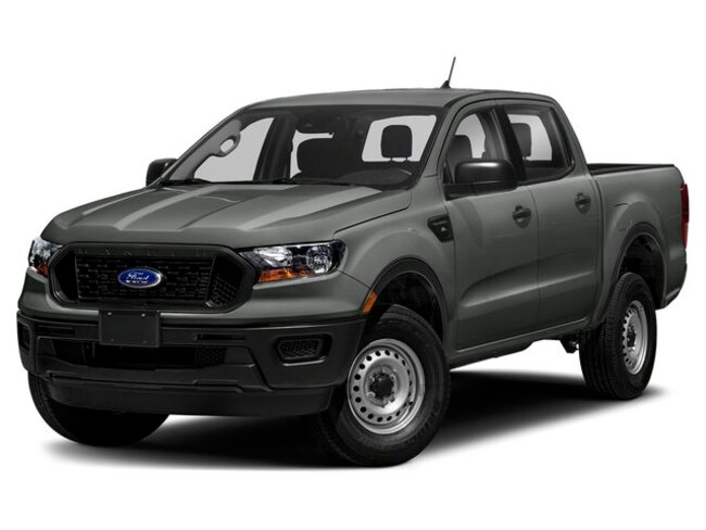 New 2019 Ford Ranger EcoBoost I4 GTDi DOHC Turbocharged VCT in Madras
