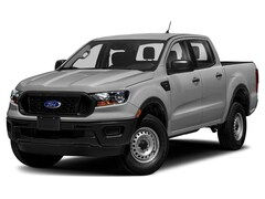 New 2019 Ford Ranger Crew Cab Pickup Boston, MA