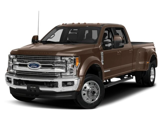 2019 Ford F-450SD King Ranch DRW Truck